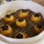 水晶南瓜豬肉餃