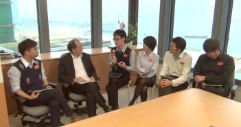 【施政 Online】 青年與教育局局長吳克儉對話