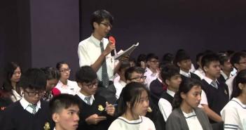 【施政 Online】 青年與司長談扶貧政策